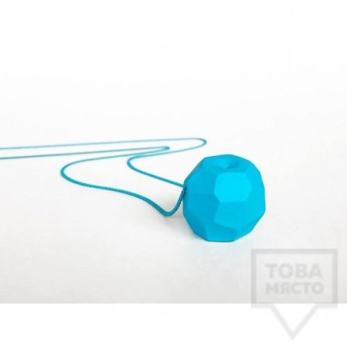Ръчно изработено колие  3va - Turquoise Summer