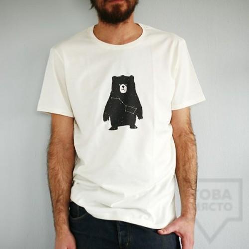 Мъжка тениска Almost a Brand - The Big Мечо