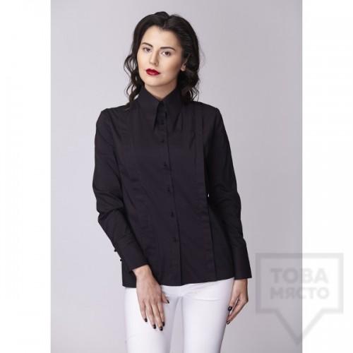 Дамска риза Амбиция - Таня black