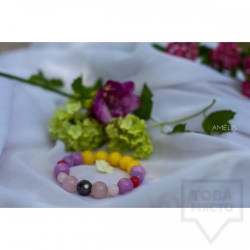 Гривна Amelis - lilac sun