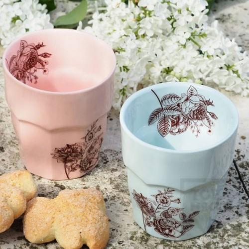 Ръчно изработена порцеланова чаша Art.E Handmade - Elegant Inspiration