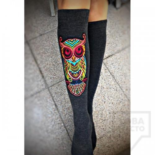 Дамски дълги чорапи ArtLab - Guardian