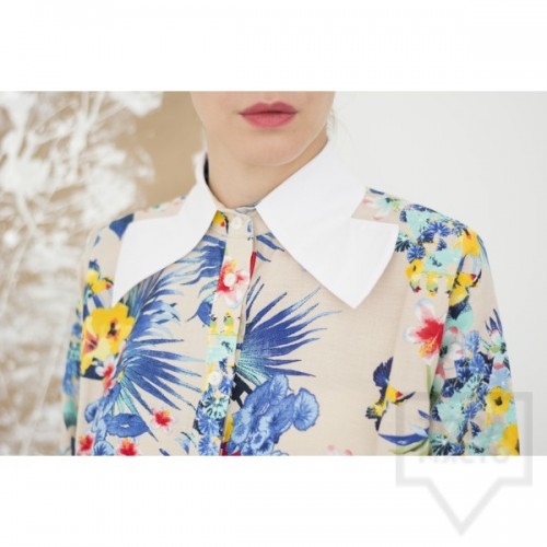 Дизайнерска риза Attitude157 - Kaia