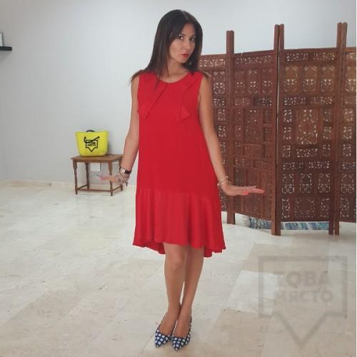 Дизайнерска рокля Attitude157 - Mei