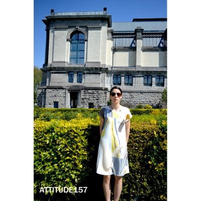 Дизайнерска рокля Attitude157 - gala