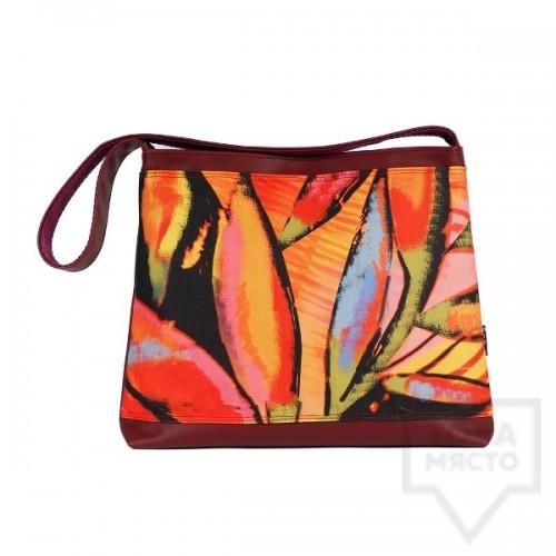 Дамска чанта Bardo - African colors
