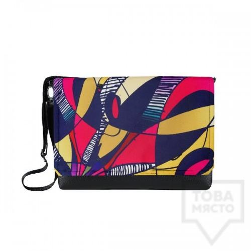 Дамска чанта Bardo - Flowering New