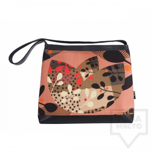 Дамска чанта Bardo - Japanese garden