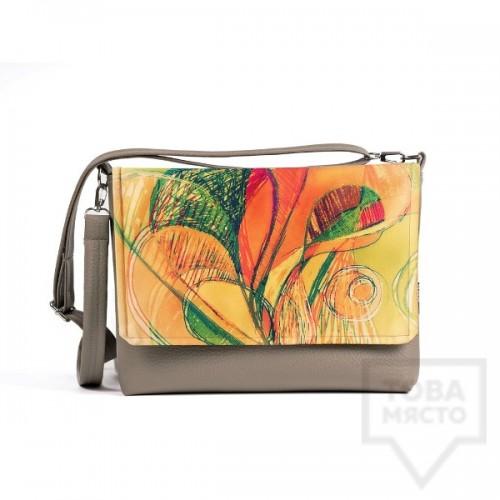 Малка дамска чанта Bardo - Early morning