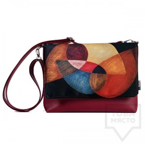 Малка дамска чанта Bardo - Feeling