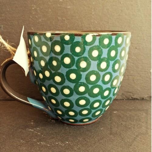 Ръчно изработена керамична чаша CeramicsS - Малдиви