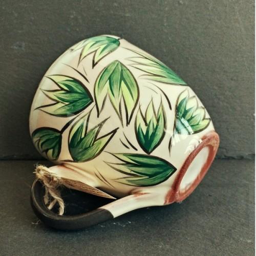 Ръчно изработена керамична чаша CeramicsS - Оазис