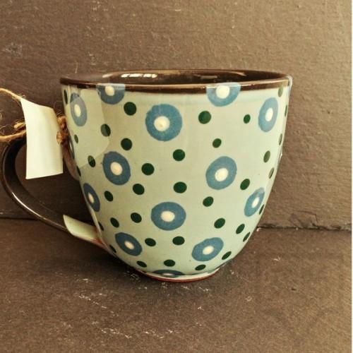 Ръчно изработена керамична чаша CeramicsS-Ориент