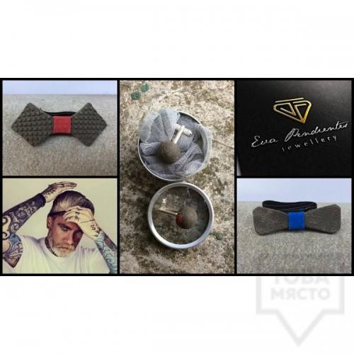 Ръкавели от бетон EvaPendientes - топче