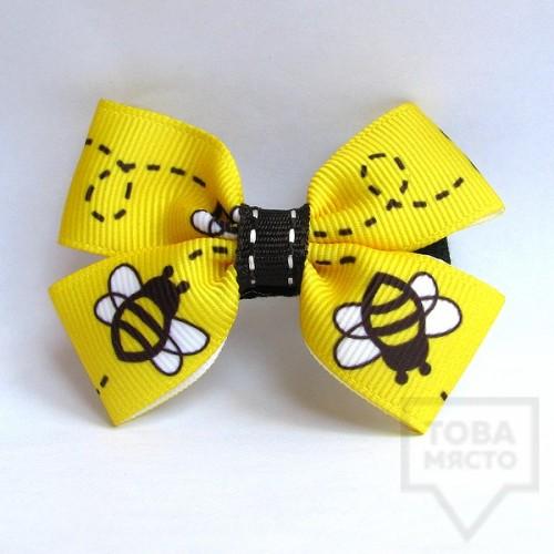 Шнола за коса Фърфолета – пчеличката мая
