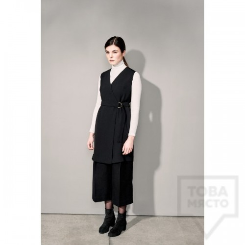Дизайнерска рокля Garderob - Monochrome