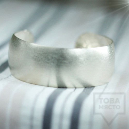Сребърна гривна Gargorock - Блага