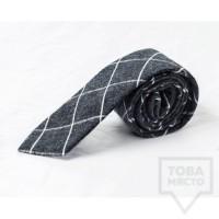 Мъжка вратовръзка J.Griffin- black dandy
