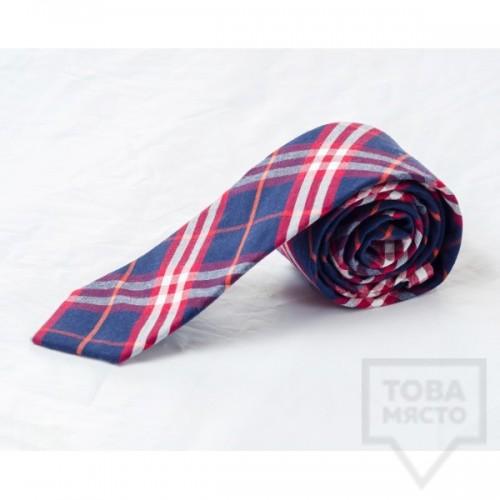 Мъжка вратовръзка J.Griffin-blue homie