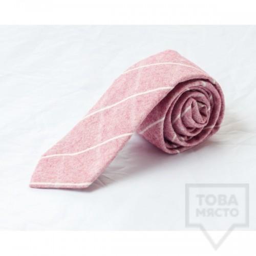 Мъжка вратовръзка J.Griffin-pink dandy
