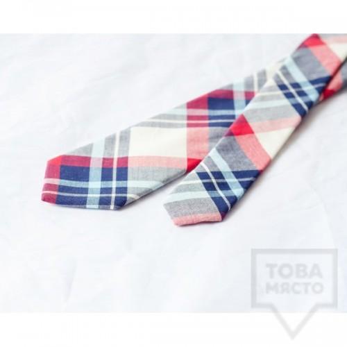 Мъжка вратовръзка J.Griffin-red homie