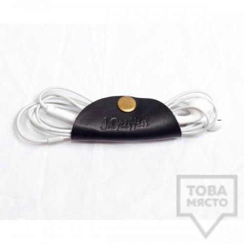 Холдър за слушалки J.Griffin-black