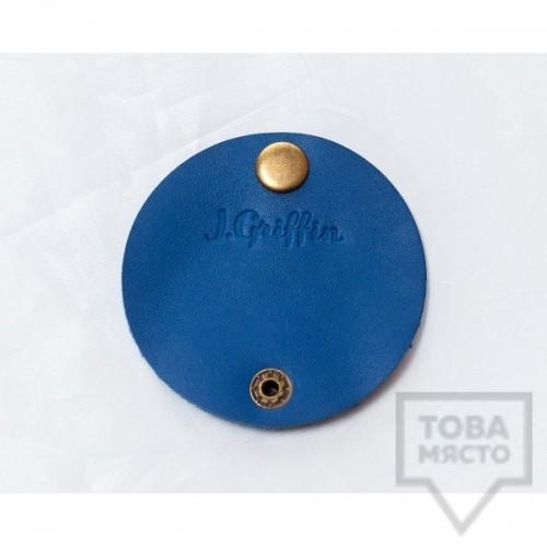 Холдър за слушалки J.Griffin-blue