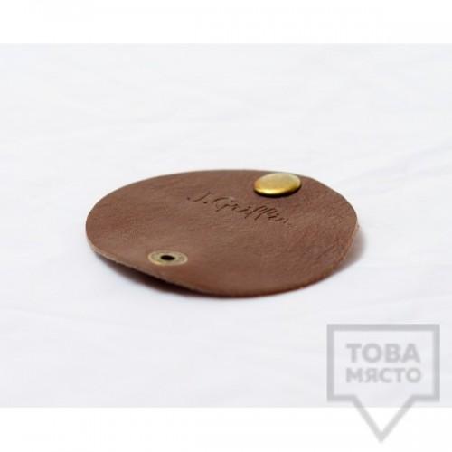 Холдър за слушалки J.Griffin-chestnut