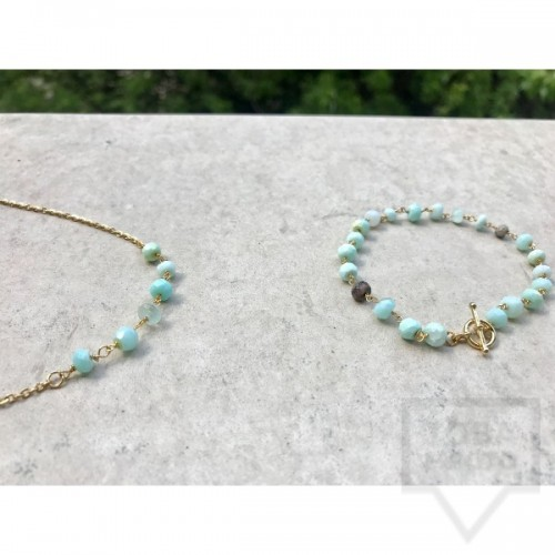 Ръчно изработена гривна Jewelry by Emilya-peruvian soul