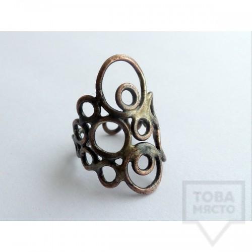 Дизайнерски пръстен Katano - Beautiful Change