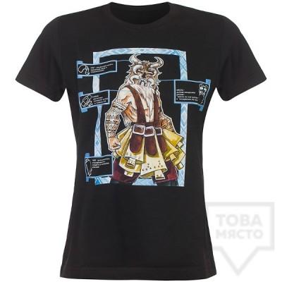 Дамска тениска Koren - Amulet