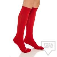 Дамски дълги чорапи KrakMe - TREKKING LADY RED