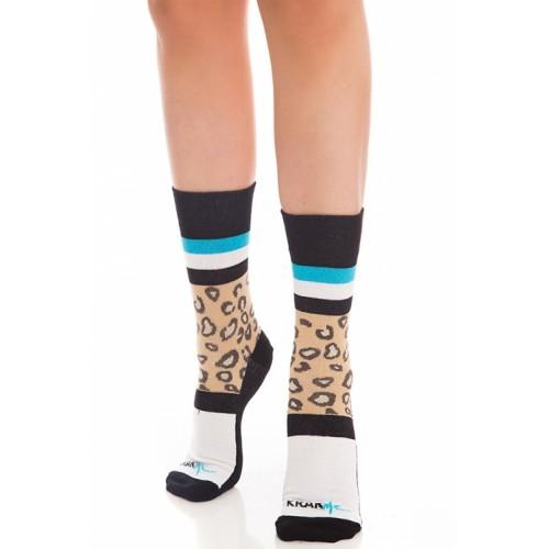Дамски къси чорапи KrakMe - Leo short