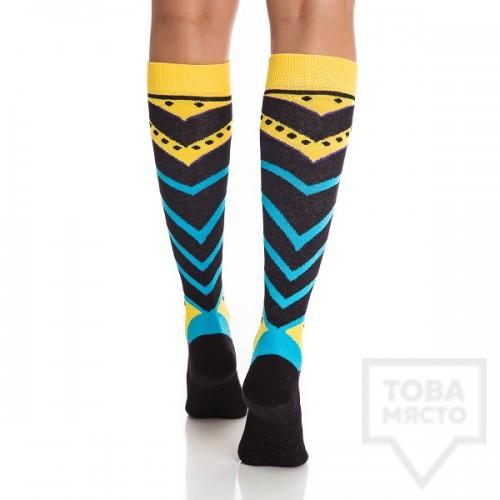 Дамски дълги чорапи KrakMe - Hot and trendy