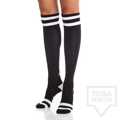 Дамски дълги чорапи KrakMe - Kitty Cat