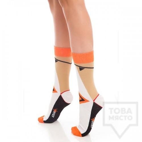 Дамски къси чорапи KrakMe - Elegant legend