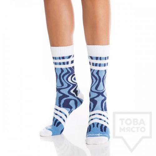 Дамски къси чорапи KrakMe - Ice fire
