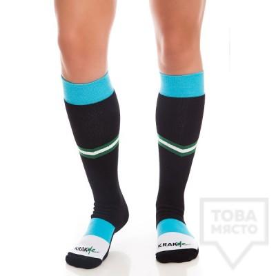 Мъжки дълги чорапи - KrakMe M-power