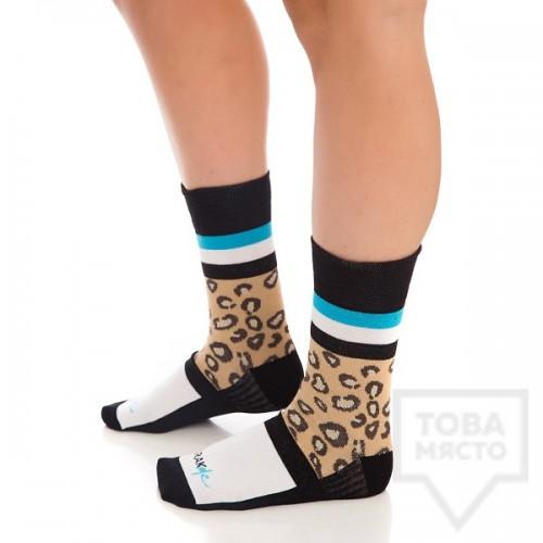 Мъжки къси чорапи KrakMe - Leo short