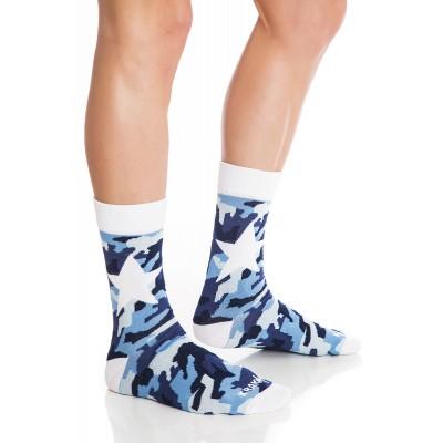 Мъжки къси чорапи KrakMe - Military star