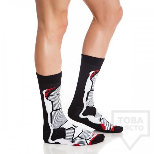 Мъжки къси чорапи  KrakMe - Nindja Strike