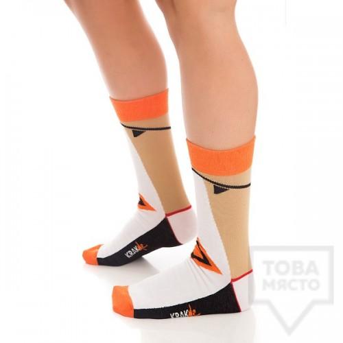 Мъжки къси чорапи KrakMe Elegand Legend Short