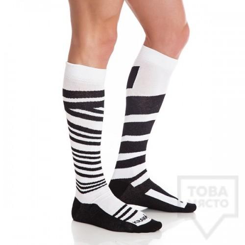 Мъжки дълги чорапи KrakMe - Samurai