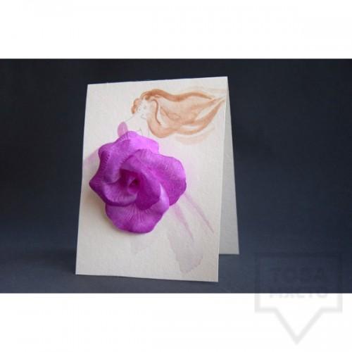 Ръчно изработена картичка MM Line - Sense of Beauty
