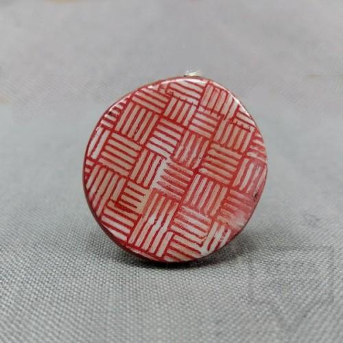 Ръчно изработен пръстен Markiza - Circle of Beauty