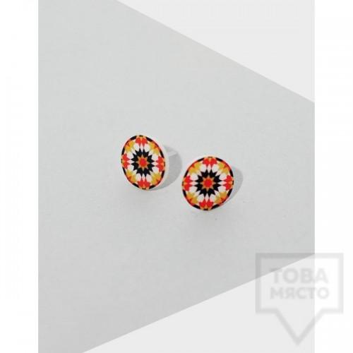 Дизайнерски обеци Mihha - Circles