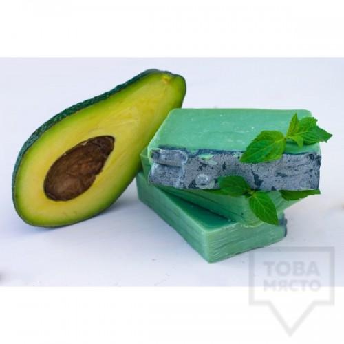 Натурален сапун Miyava - авокадо