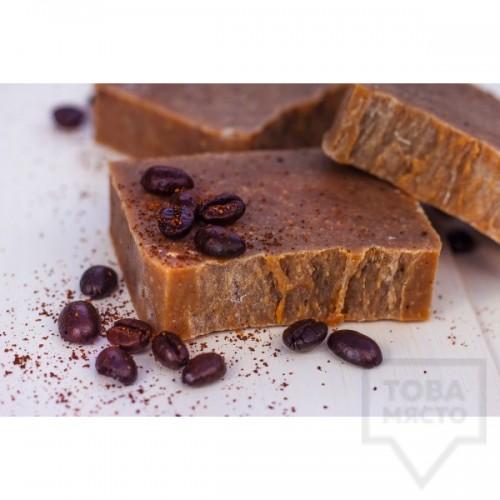 Натурален сапун Miyava - кафе