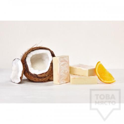 Натурален сапун Miyava - кокос