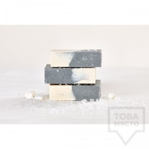 Натурален сапун Miyava - морска пяна